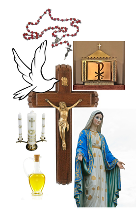 Catholicism 8 Aspects Of Religion